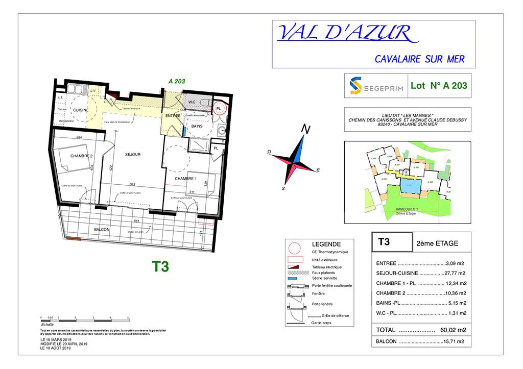 Val d'Azur – A203