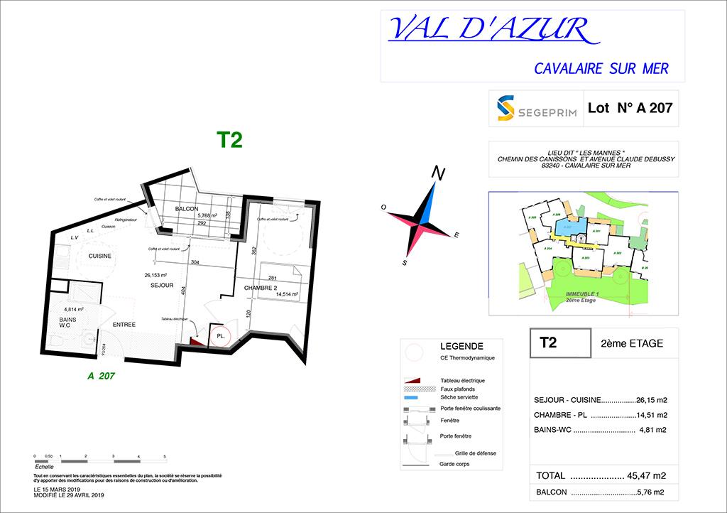 Val d'Azur – A207