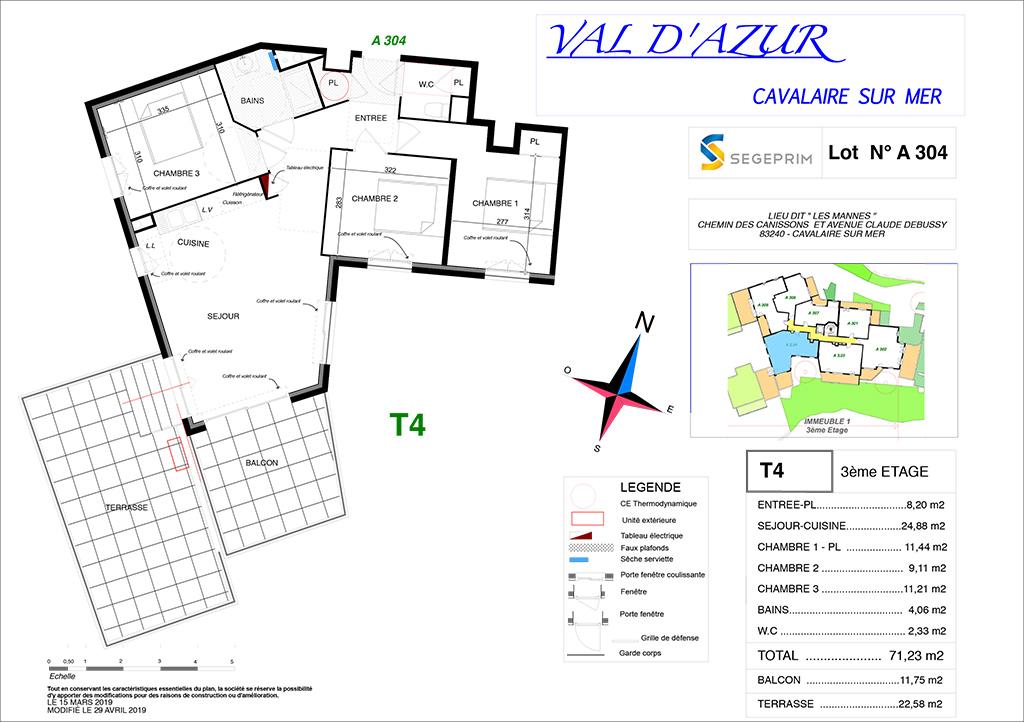 Val d'Azur – A304