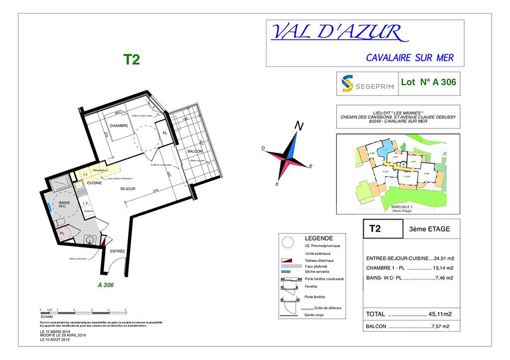 Val d'Azur – A306