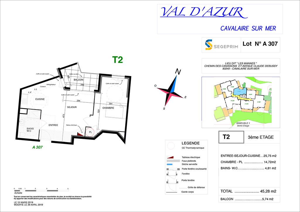 Val d'Azur – A307