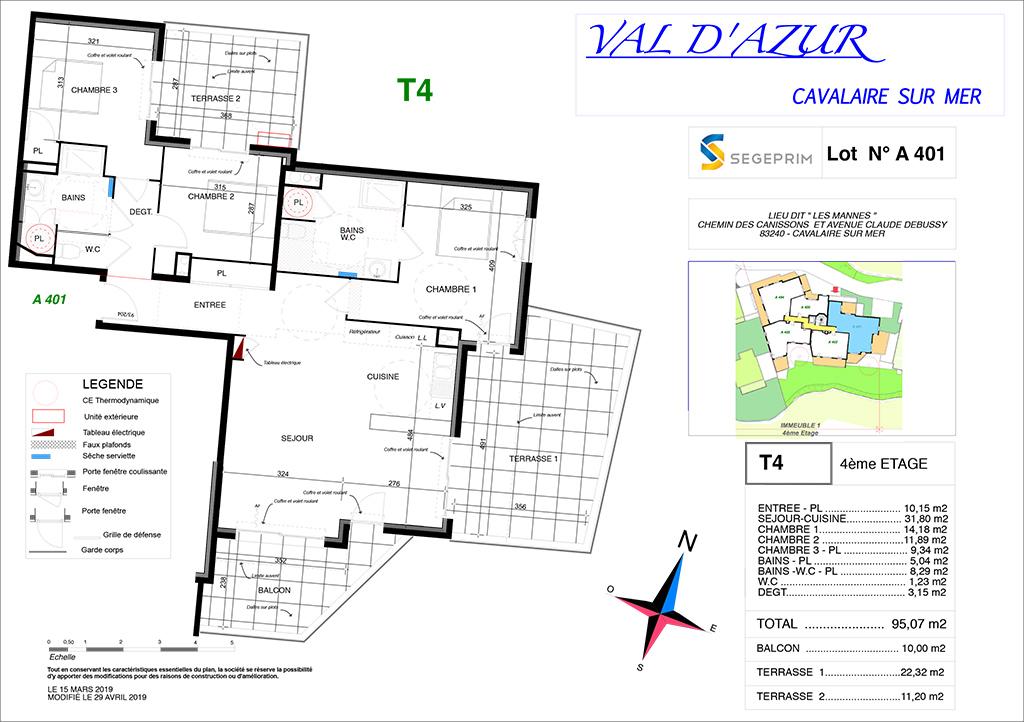 Val d'Azur – A401