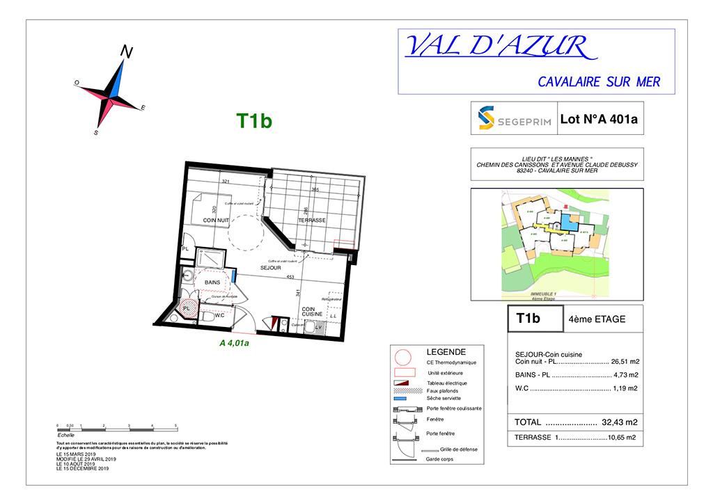 Val d'Azur – A401a