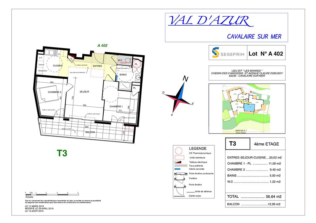 Val d'Azur – A402