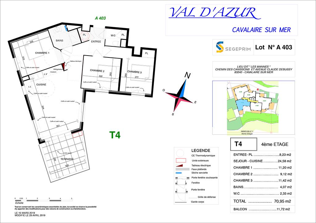 Val d'Azur – A403