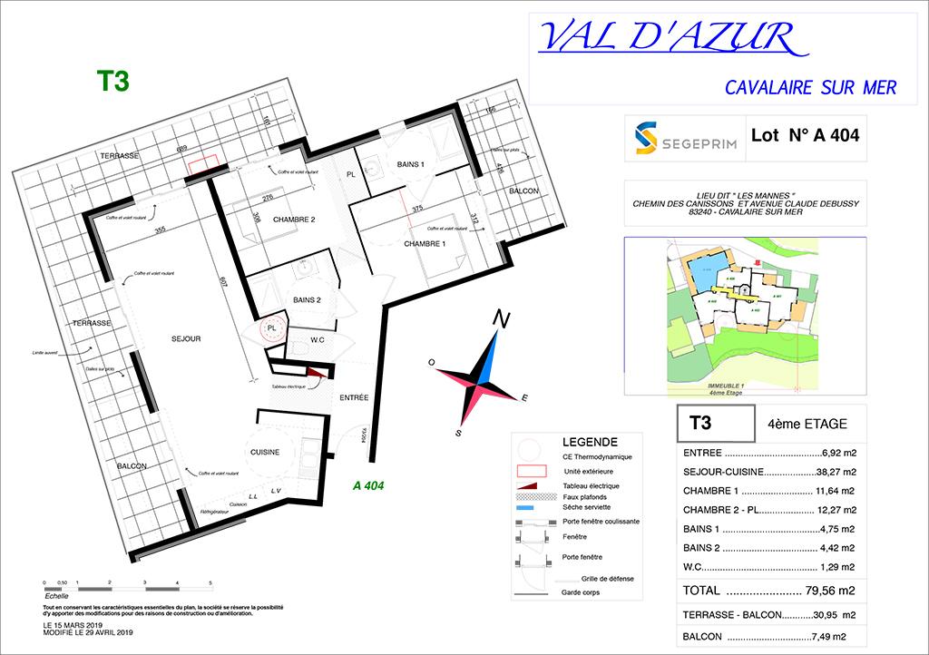 Val d'Azur – A404