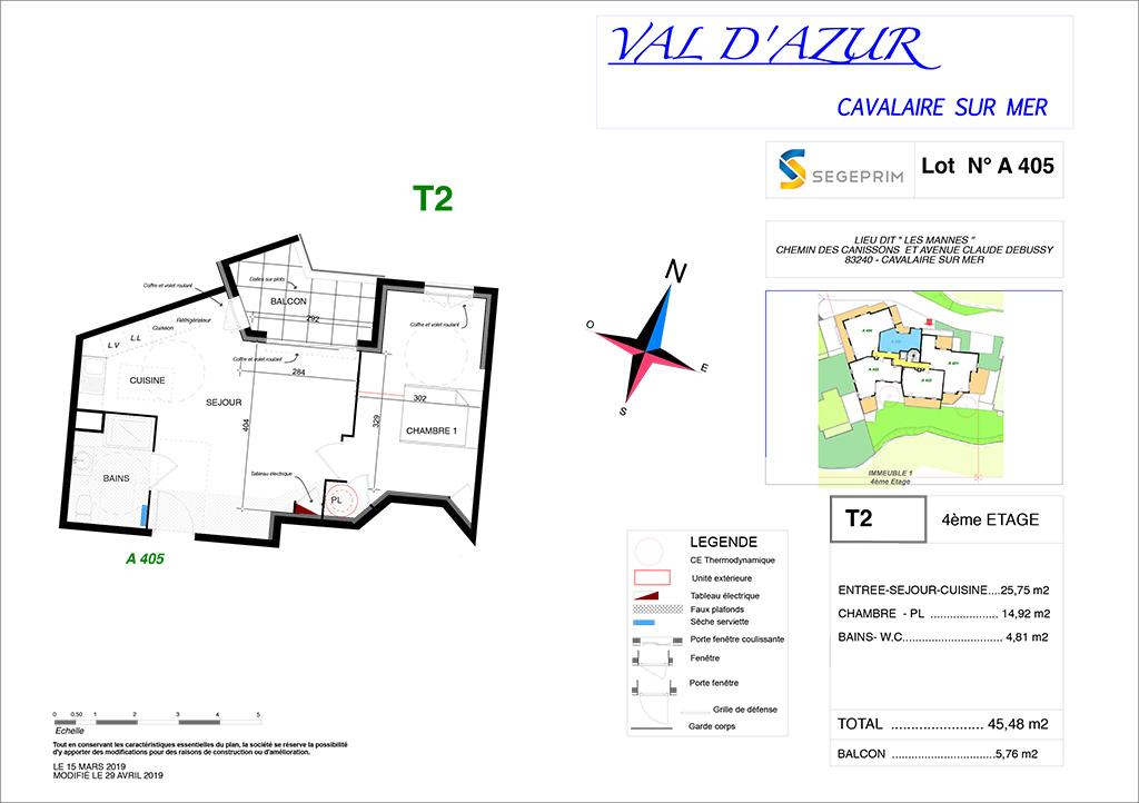 Val d'Azur – A405