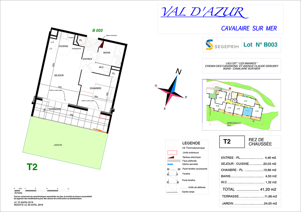 Val d'Azur – B003