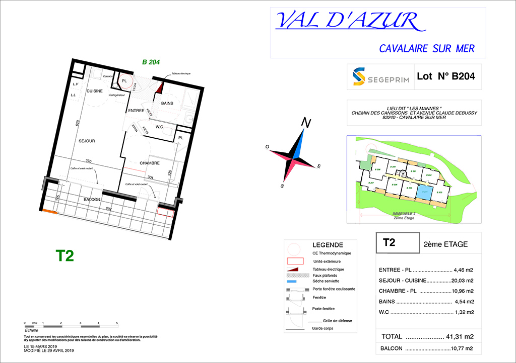 Val d'Azur – B204