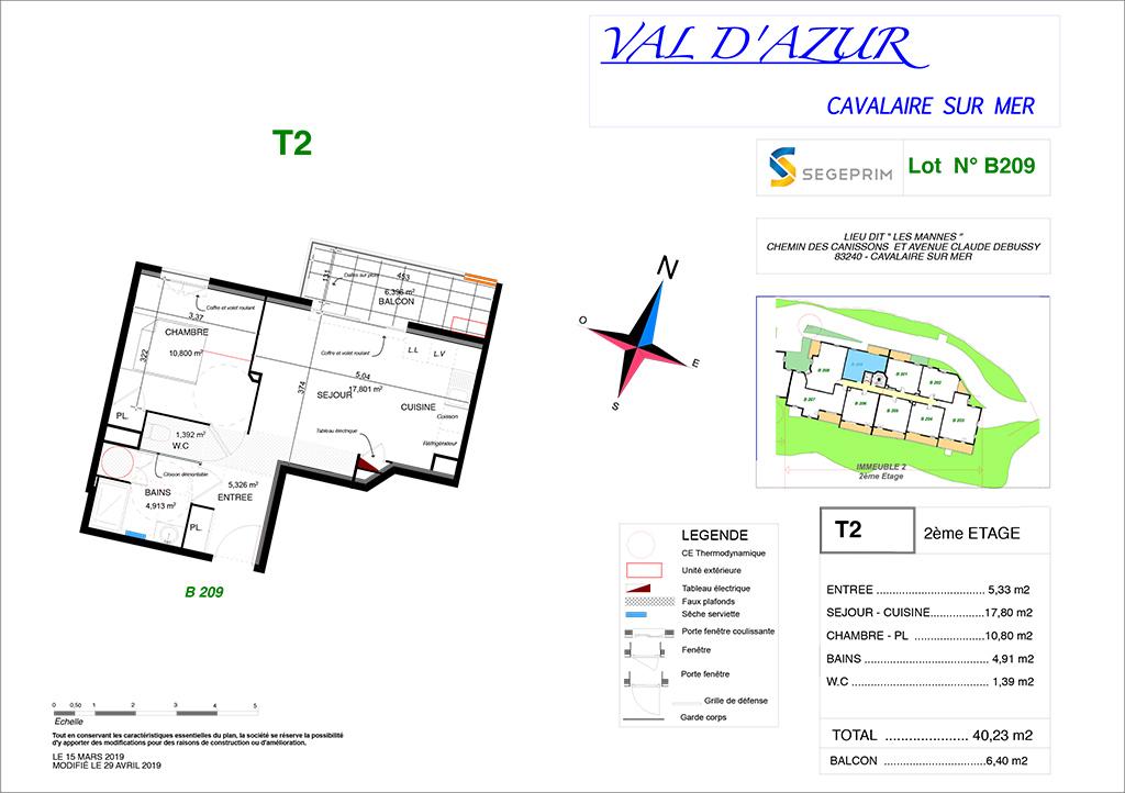 Val d'Azur – B209