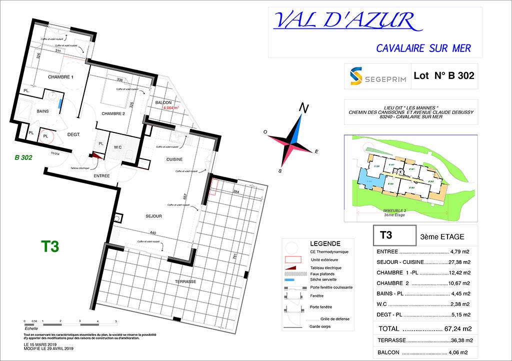 Val d'Azur – B302