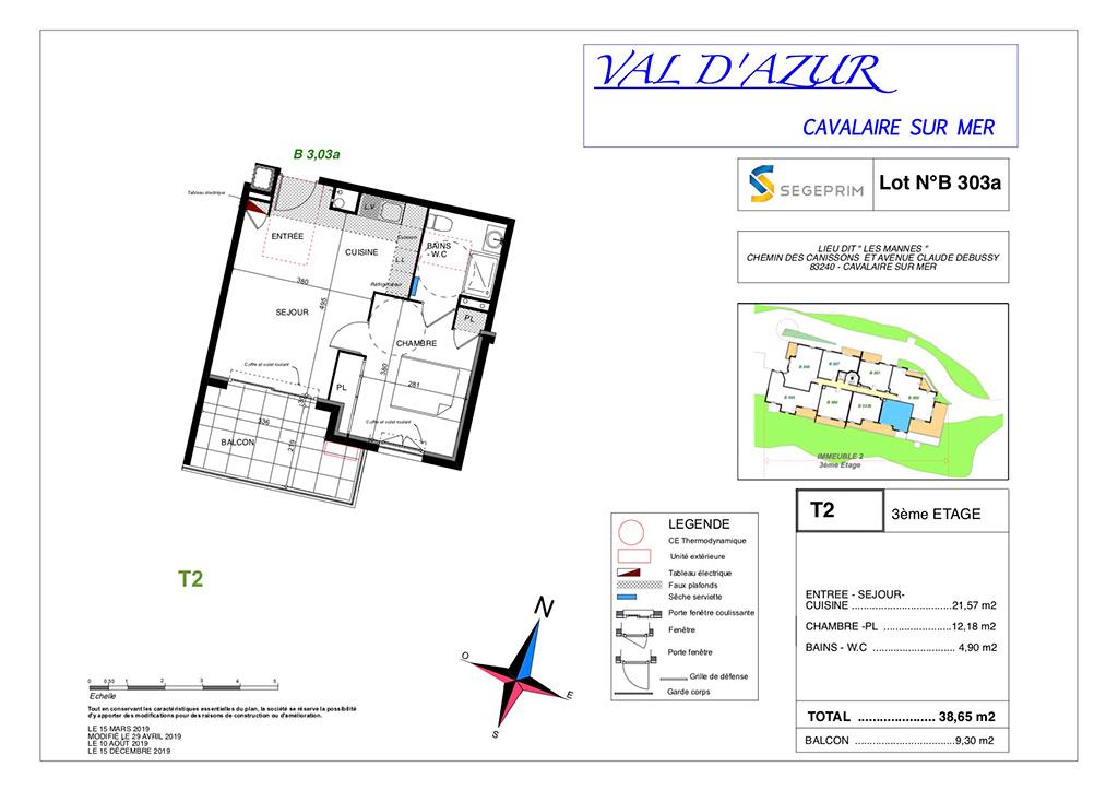 Val d'Azur – B303a
