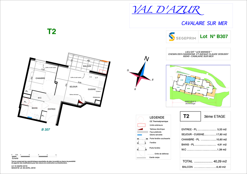 Val d'Azur – B307
