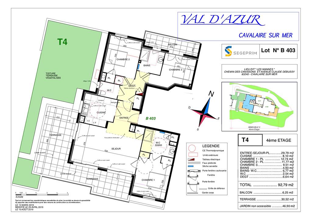 Val d'Azur – B403