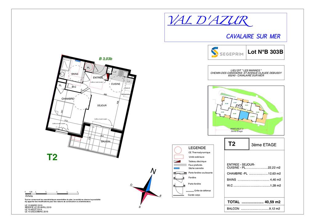 Val d'Azur – B303b